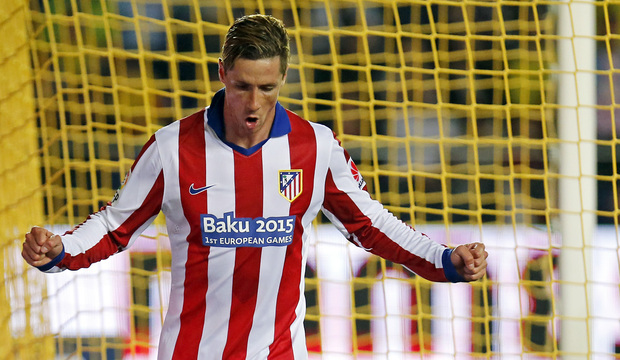 Torres scored the only goal when the teams last met
