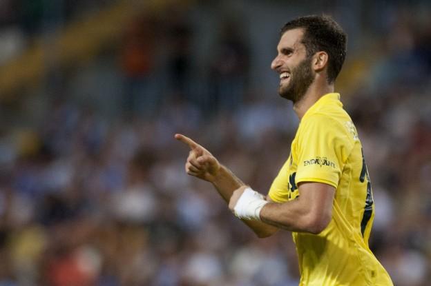 Baptistao scores for Villarreal against Atleti
