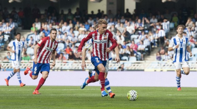 Griezmann got the ball rolling with stunning early goal (AS)