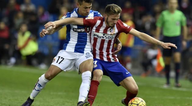 Saúl our star man against Los Péricos