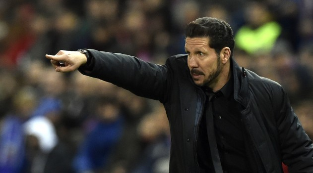 Three points the aim for Cholo's men