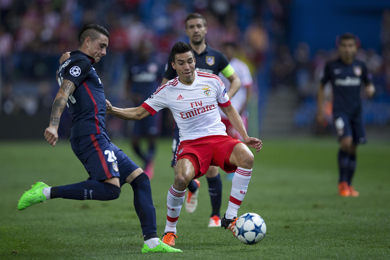 Benfica match