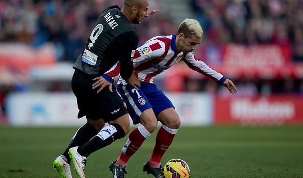 Griezmann scored two last year versus Levante