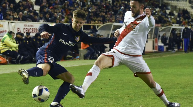 Vietto impressed in the first leg against Rayo