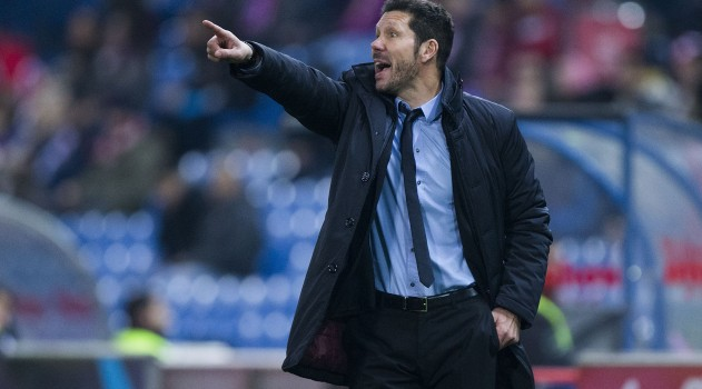 Simeone going with the same side that beat Celta last weekend