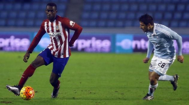Jackson Martínez starts in Balaídos