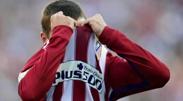 It was an afternoon to forget for Atleti