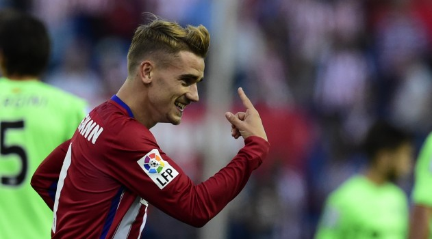 Griezmann got two against Getafe last time out
