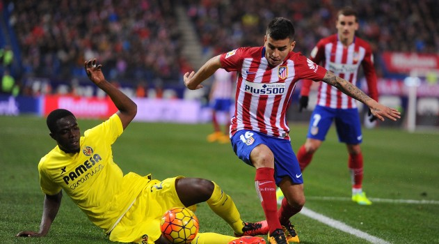 Correa was one of Atleti's better players