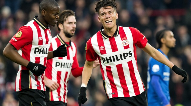 Hector Moreno scores for PSV - is he a threat?