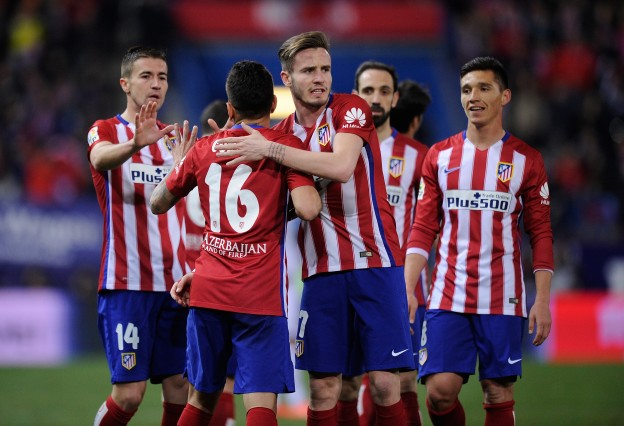 Saúl has been central to Atleti's renewed attacking threat