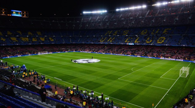 The stage is set for a stormy encounter in Barcelona
