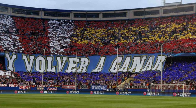 Fever pitch atmosphere expected in the Calderón
