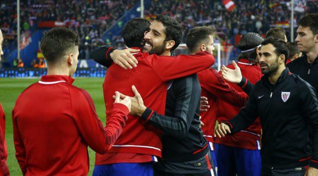 Raúl García out to stop former teammates' title push