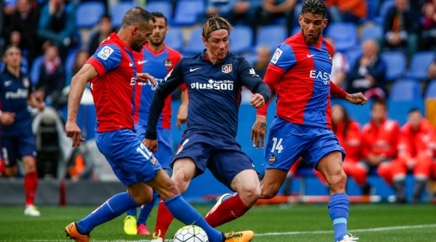 Torres' early goal not enough