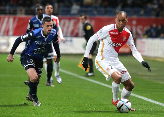 Monaco's defender Fabinho