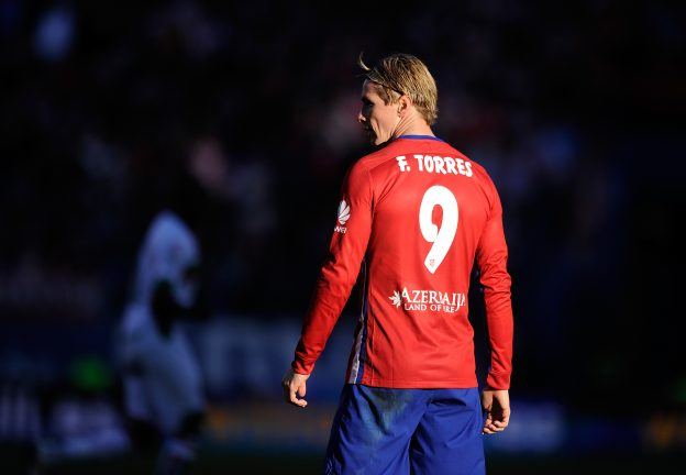 Torres gets to wear the red and white for one more season