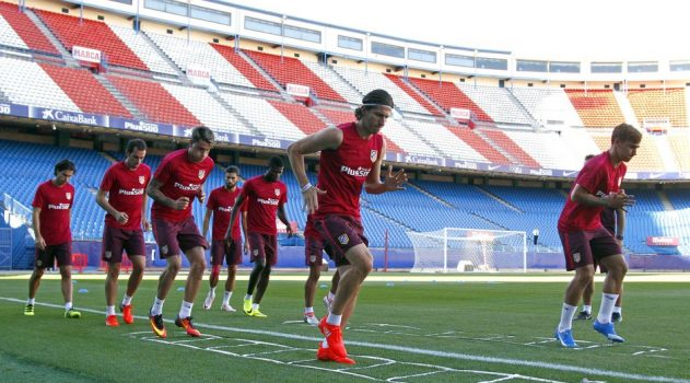 Atleti have been hard at work preparing for the new season