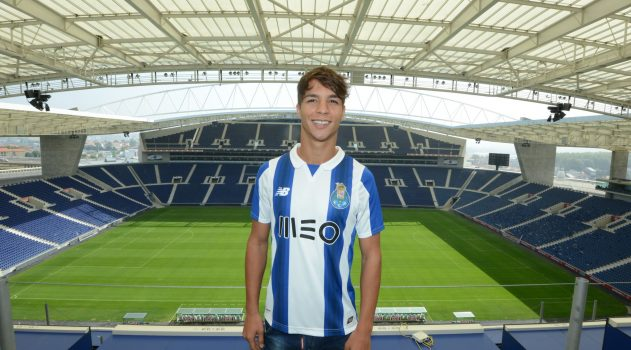 Óliver re-joins Porto after successful loan spell in 2014/15