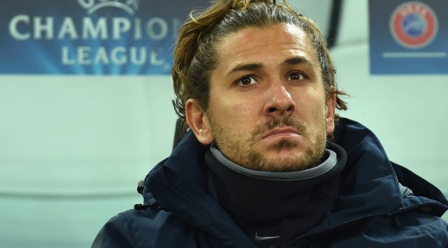 Knee injury means Cerci will be on the sidelines until November at least