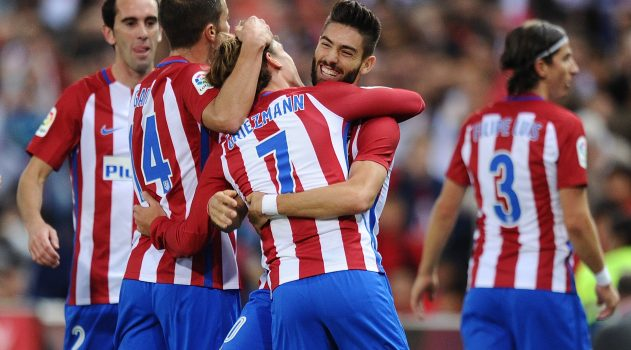 Carrasco and Griezmann linked up to devastating effect
