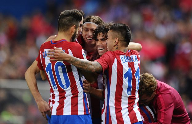 Atleti have been in fine goalscoring form this season