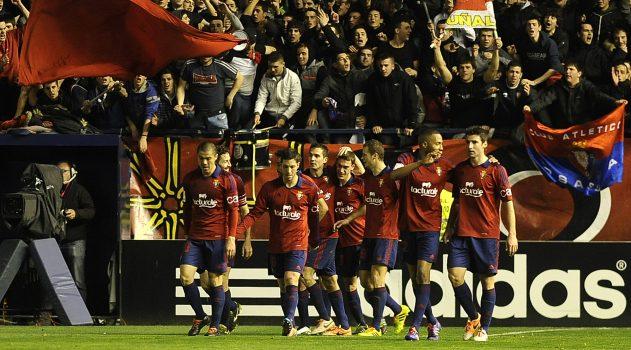 Osasuna have not enjoyed a happy return to La Liga