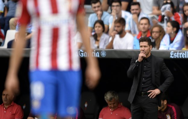 Much has been made of Simeone's tactical changes this season
