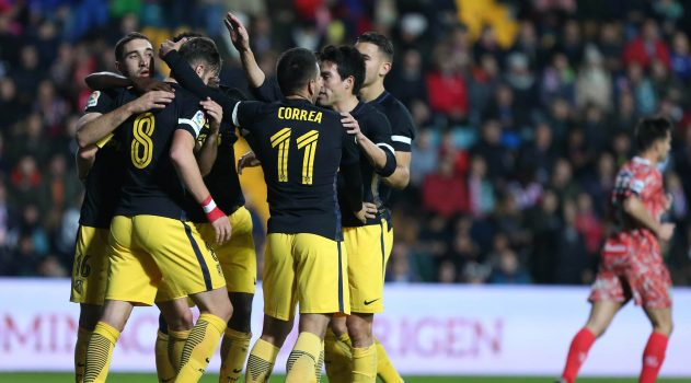 Fringe players on form in win over Guijuelo