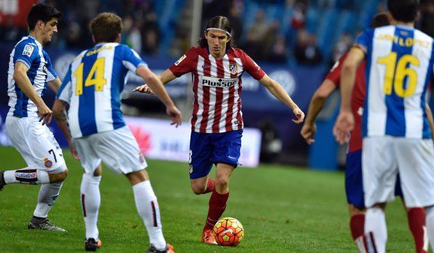 Filipe set for injury return against Espanyol