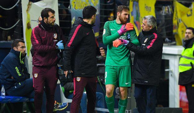 Oblak set to miss a large chunk of Atlético's season