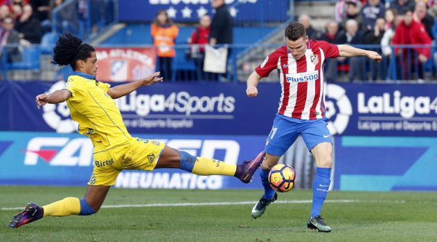 Gameiro looking to end goal drought against Las Palmas