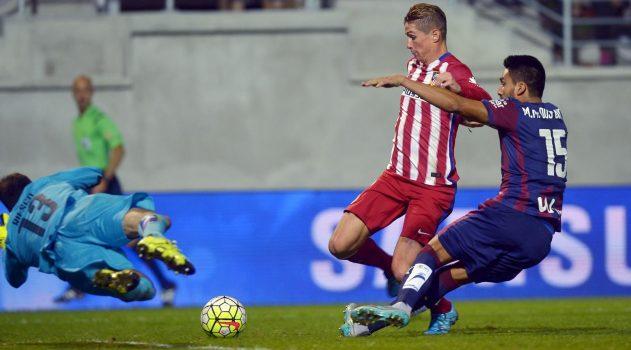 Torres set to start against Eibar