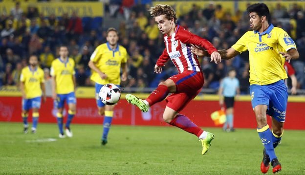 Griezmann in the squad after FIFA snub