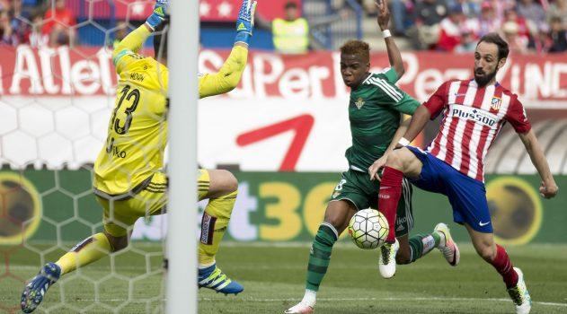 Juanfran scored against Betis last season, but will he start on Saturday?