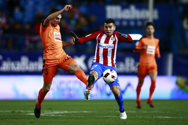 Correa was on target in the first leg