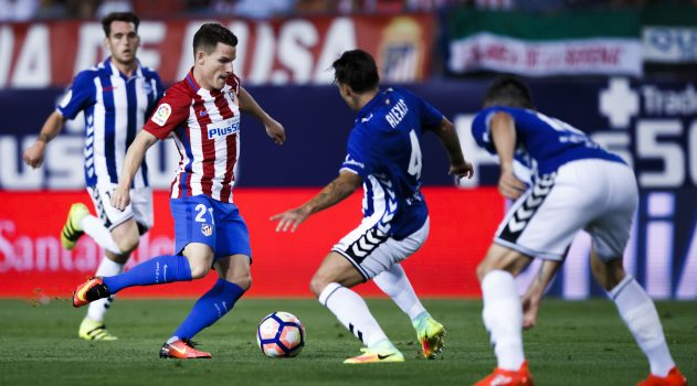 Gameiro will want to make a mark against Alavés