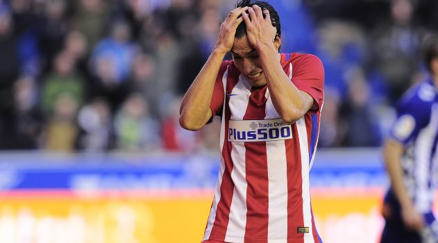 Gaitán missed a golden chance to win the match