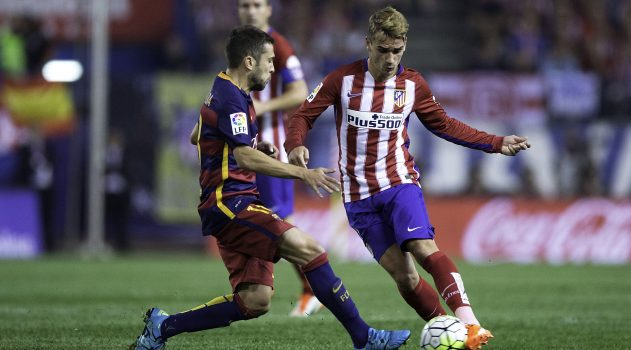 Griezmann will have a major part to play on Wednesday