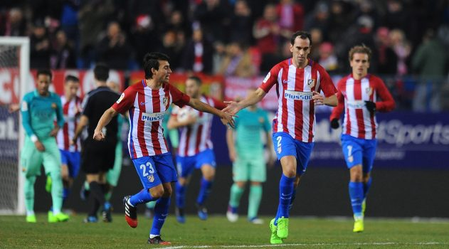 Atleti undone by poor first half performance