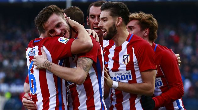 Midfield has caused selection issues for Simeone this year