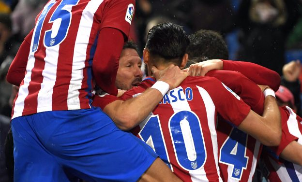 Calderón erupted as Atleti completed late comeback