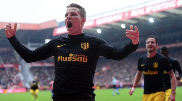 Gameiro into double figures for the season
