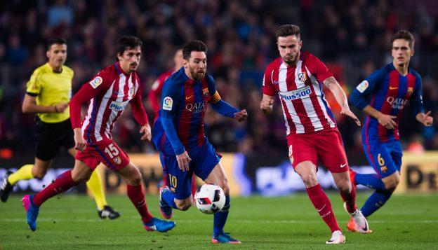 FC Barcelona v Atletico Madrid - Copa Del Rey Semi-final- Second Leg