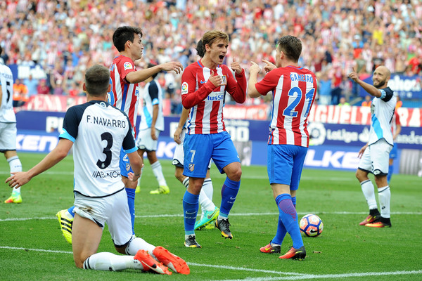 Atleti on their last win (1-0) against Dépor.